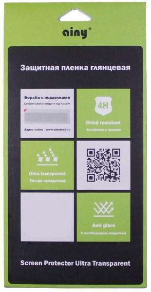 Защитная пленка Ainy для Microsoft Lumia 550 глянцеваядля Nokia/Microsoft<br>Защитная пленка Ainy для Microsoft Lumia 550 глянцевая<br>