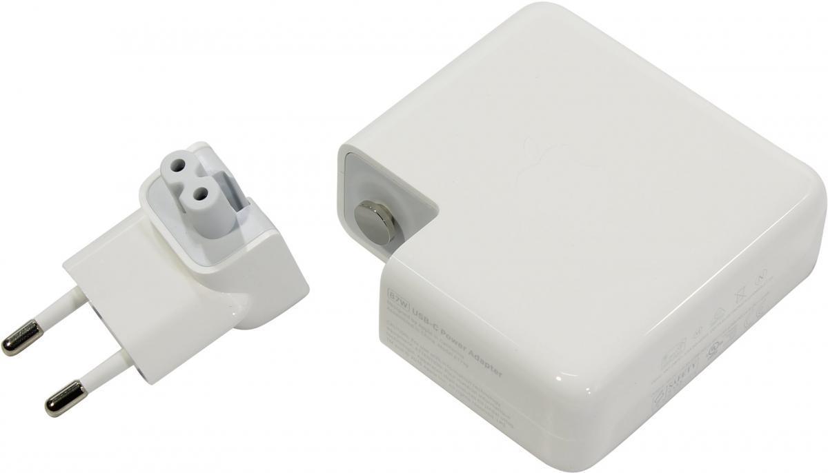 Блок питания USB-C 87W Power Adapter White для Apple MacBook Pro 15 with (Touch Bar) Late (2016)для Apple MacBook Pro 15 with Touch Bar Late (2016)<br>Блок питания USB-C 87W Power Adapter White для Apple MacBook Pro 15 with (Touch Bar) Late (2016)<br>