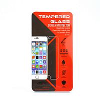 Купить Защитное стекло Tempered Glass (9D) для Apple iPhone 7 Plus/8 Plus цветное (черная рамка)