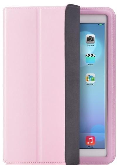 Чехол-книжка Hoco Armor Series для Apple iPad Air (искусственная кожа с подставкой) розовыйдля Apple iPad Air<br>Чехол-книжка Hoco Armor Series для Apple iPad Air (искусственная кожа с подставкой) розовый<br>