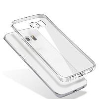 Купить Чехол-накладка для Samsung Galaxy S6 SM-G920 силиконовый (прозрачный)