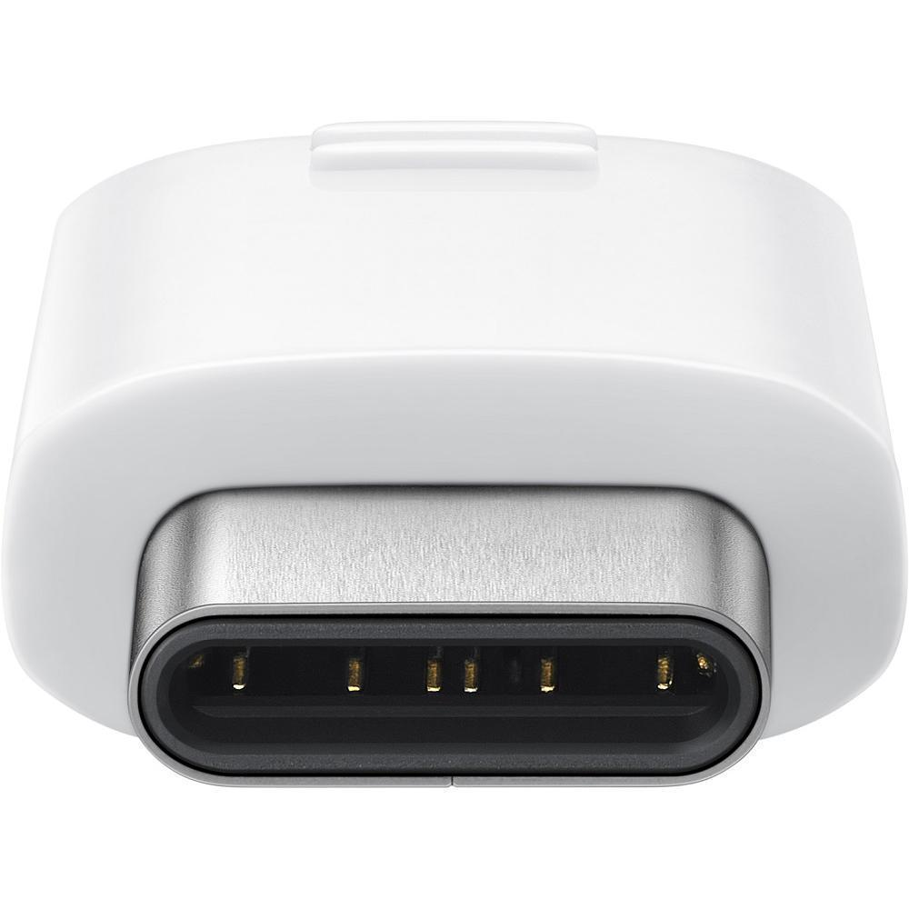Комплект переходников Samsung micro USB на USB Type-C (3шт) White (EE-GN930KWRGRU)(Type-C) кабели, переходники, адаптеры<br>Комплект переходников Samsung micro USB на USB Type-C (3шт) White (EE-GN930KWRGRU)<br>
