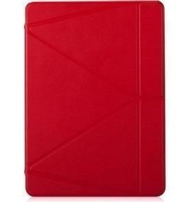 Чехол-книжка The Core Smart Case для Apple iPad Air 2 (силикон полиуретан с подставкой) красный