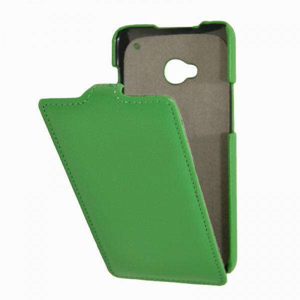 Чехол-книжка Armor Case для HTC One M7 Dual Sim искусственная кожа зеленыйдля HTC<br>Чехол-книжка Armor Case для HTC One M7 Dual Sim искусственная кожа зеленый<br>