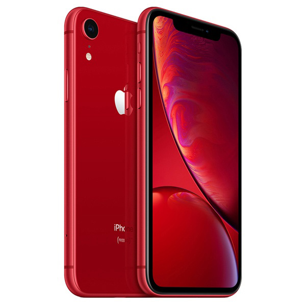 Apple iPhone Xr 64GB (Red) (MRY62RU/A) фото