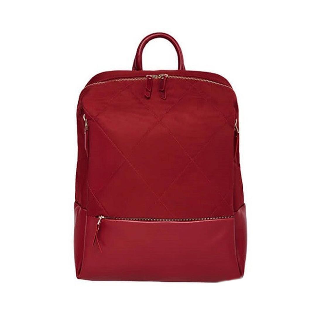 Рюкзак Xiaomi 90 Points Simple Urban Backpack Красный