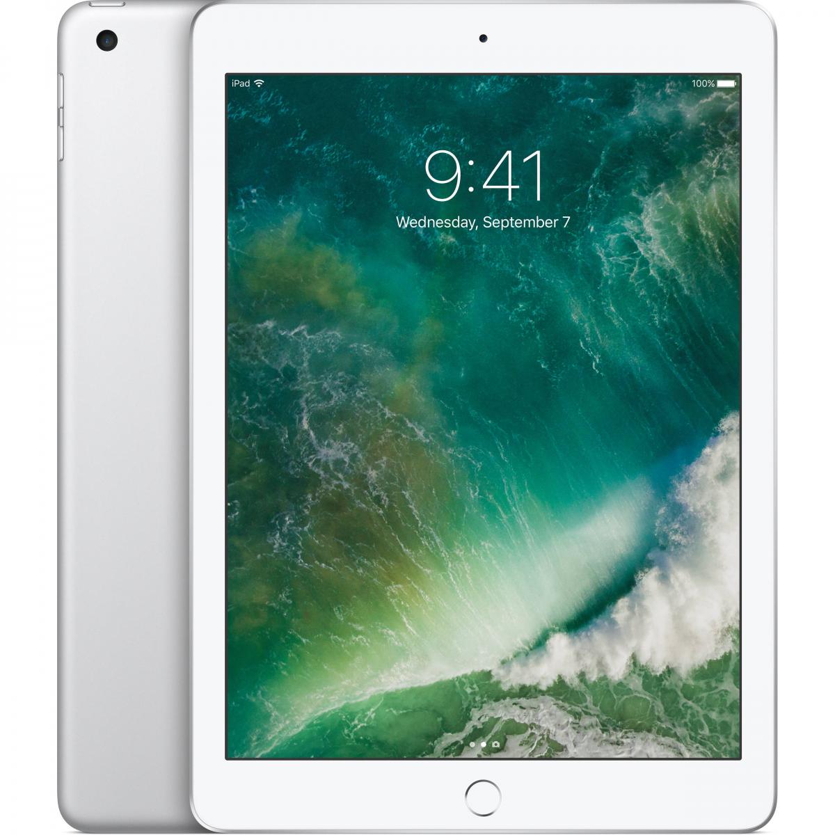 Apple iPad (2017) 128Gb Wi-Fi + Cellular Silver (MP272RU/A)iPad (2017)<br>Apple iPad (2017) 128Gb Wi-Fi + Cellular Silver (MP272RU/A)<br>