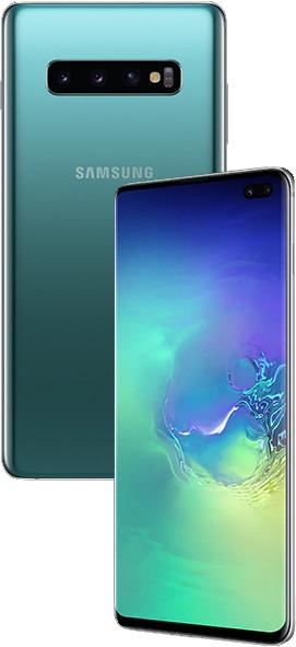 Samsung Galaxy S10+ 8/128Gb Prism Green