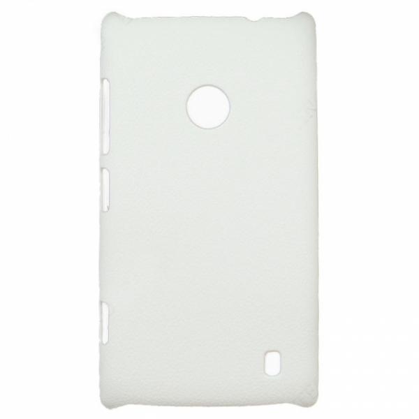Чехол-накладка JZZS Leather для HTC One S пластиковый белыйдля HTC<br>Чехол-накладка JZZS Leather для HTC One S пластиковый белый<br>
