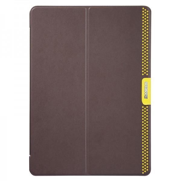 Чехол-книжка Baseus Nappa Case для Apple iPad Air (натуральная кожа с подставкой) коричневыйдля Apple iPad Air<br>Чехол-книжка Baseus Nappa Case для Apple iPad Air (натуральная кожа с подставкой) коричневый<br>