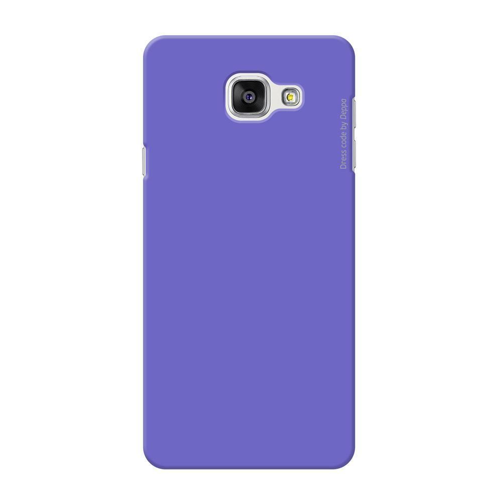 Купить Чехол-накладка Deppa Air Case для Samsung Galaxy A7 (2016) SM-A710 (пластиковый) (фиолетовый)