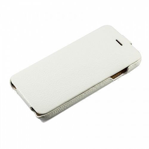 Чехол-книжка Hoco General Series Flip-Case для Apple iPhone 6/6S натуральная кожа Whiteдля iPhone 6/6S<br>Чехол-книжка Hoco General Series Flip-Case для Apple iPhone 6/6S натуральная кожа White<br>