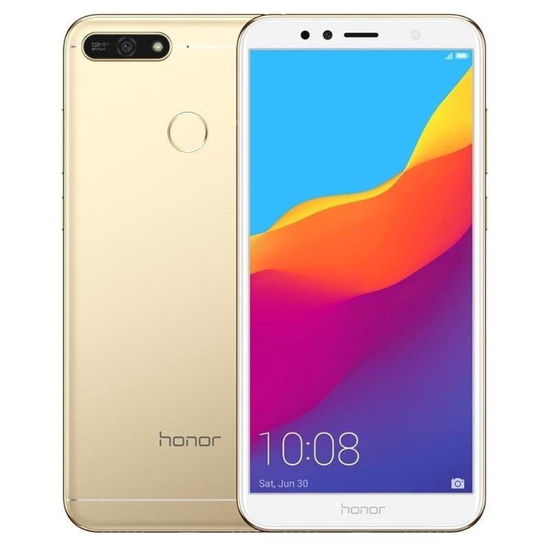 Huawei Honor 7A 16Gb Золотой (DUA-L22)