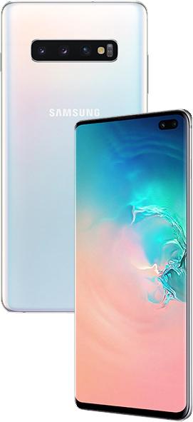 Samsung Galaxy S10+ 8/128Gb Prism White