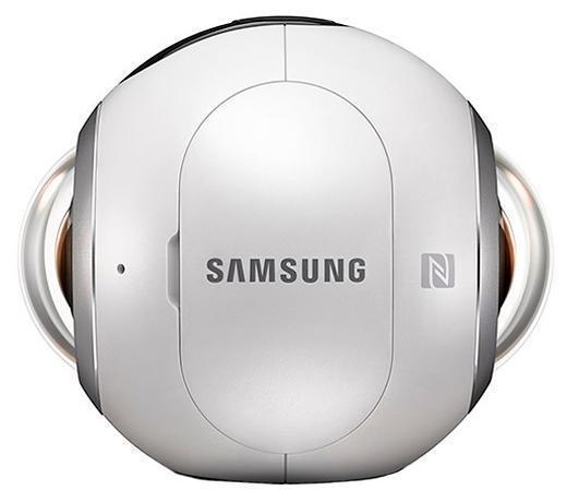 Экшн-камера SamsungGear360SM-C200Samsung<br>Экшн-камера SamsungGear360SM-C200<br>