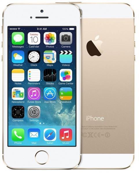 Apple iPhone 5S 64Gb восстановленный Gold (FF360RU/A)iPhone 5S<br>Смартфон Apple iPhone 5S 64Gb восстановленный Gold (FF360RU/A)<br>