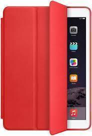 Чехол-книжка Smart Case для Apple iPad Air 2 (искусственная кожа с подставкой) красный