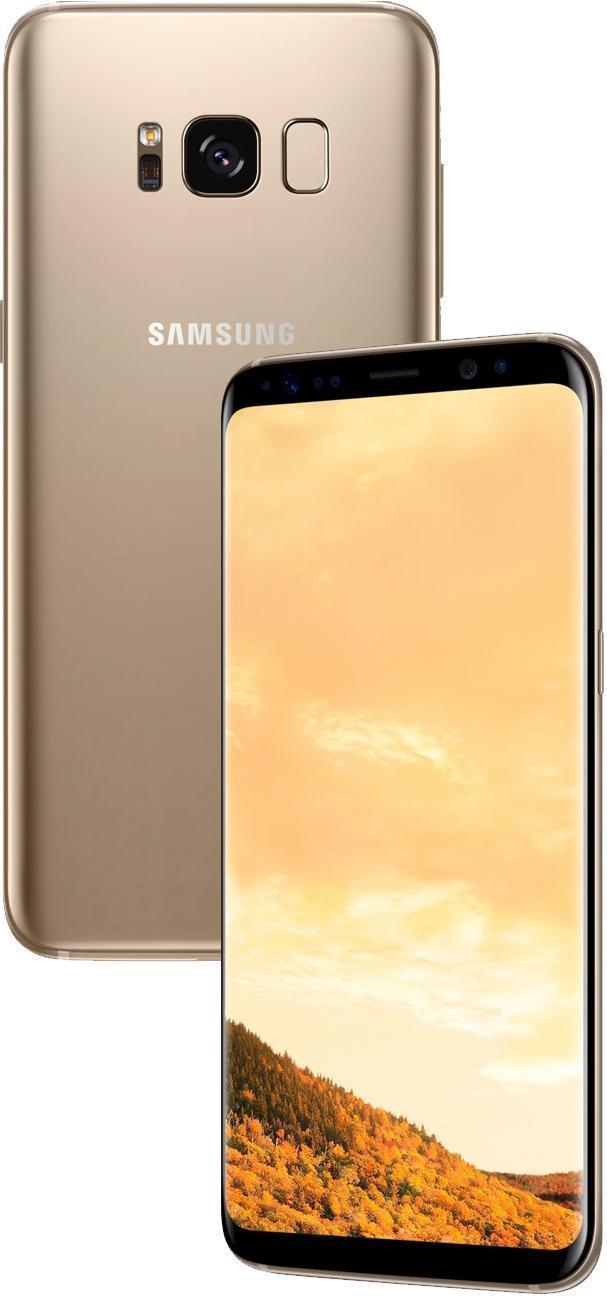 Samsung Galaxy S8 (SM-G950) Maple Gold (SM-G950FZDDSER)