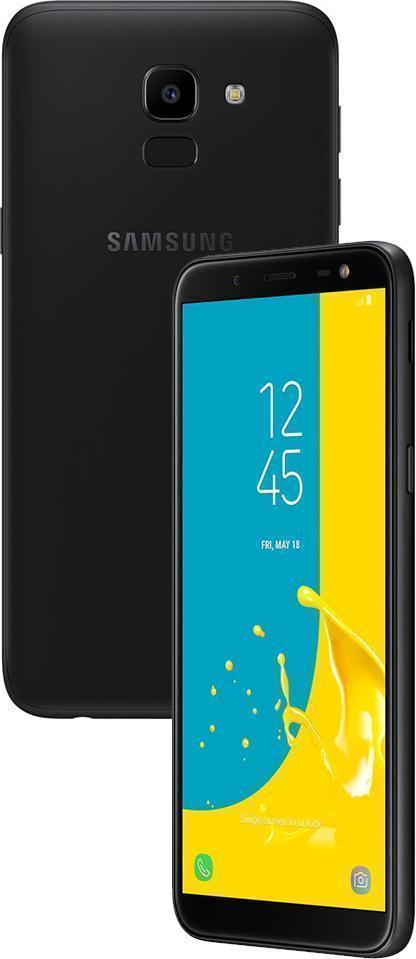 Купить Samsung Galaxy J6 (2018) 32Gb (SM-J600F/DS) Black (SM-J600FZKGSER)