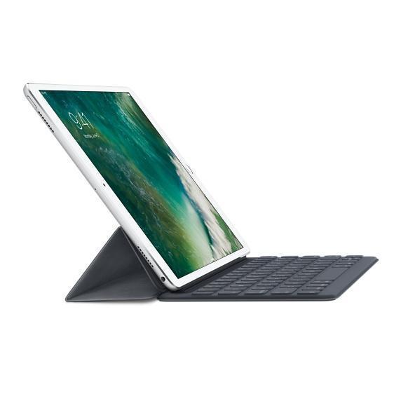 Чехол-клавиатура Apple Smart Keyboard для iPad Pro 10.5 русская (нейлон с подставкой) черныйдля Apple iPad Pro 10.5<br>Чехол-клавиатура Apple Smart Keyboard для iPad Pro 10.5 русская (нейлон с подставкой) черный<br>