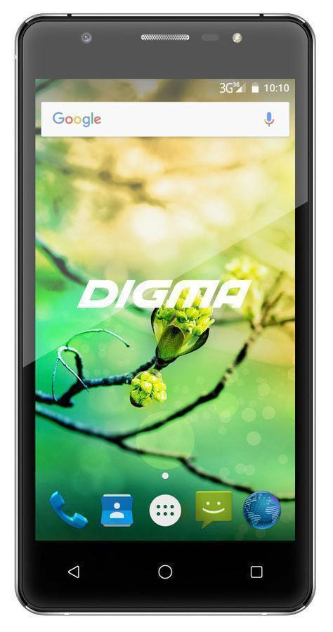 Digma Vox G500 3G 8Gb BlackDigma<br>Digma Vox G500 3G 8Gb Black<br>