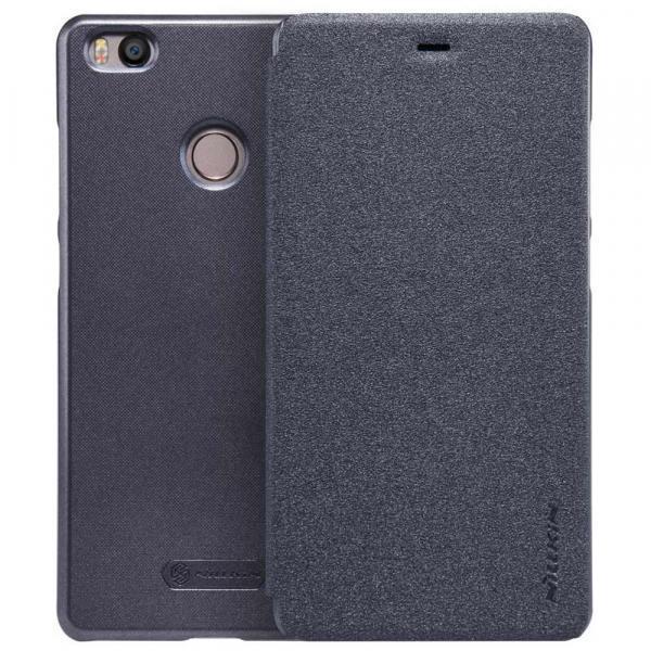Чехол-книжка Nillkin Sparkle Series для Xiaomi Mi4s пластик-полиуретан (черный)для Xiaomi<br>Чехол-книжка Nillkin Sparkle Series для Xiaomi Mi4s пластик-полиуретан (черный)<br>