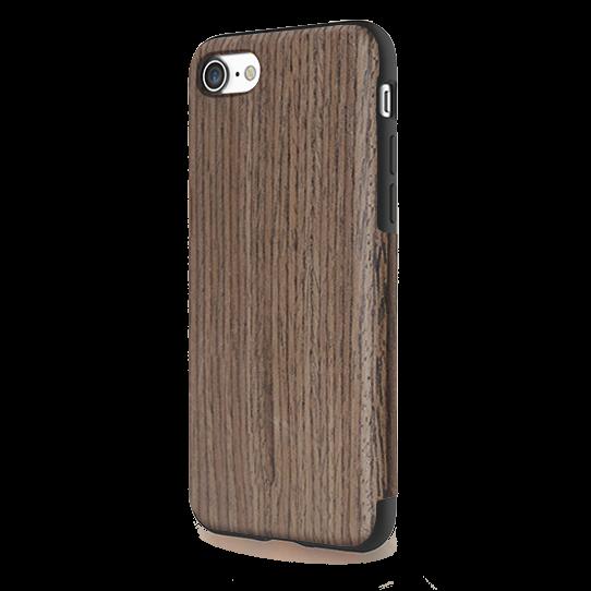 Купить со скидкой Чехол-накладка Rock Origin Series Wood для Apple iPhone 7/8 под дерево Black Rose