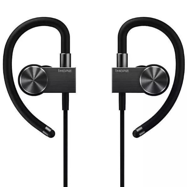 Беспроводные Bluetooth cтерео-наушники Xiaomi 1More Active BlackBluetooth-гарнитуры<br>Беспроводные Bluetooth cтерео-наушники Xiaomi 1More Active Black<br>