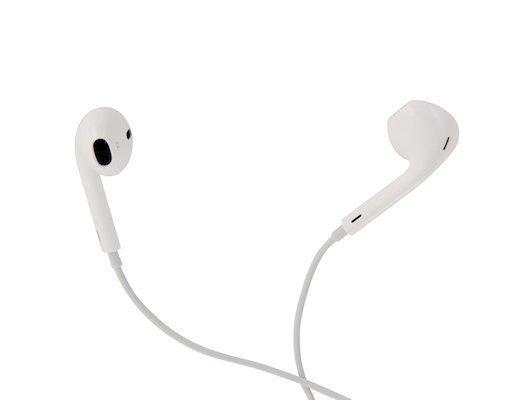 Гарнитура Apple EarPods А1748 Lightning (MMTN2)