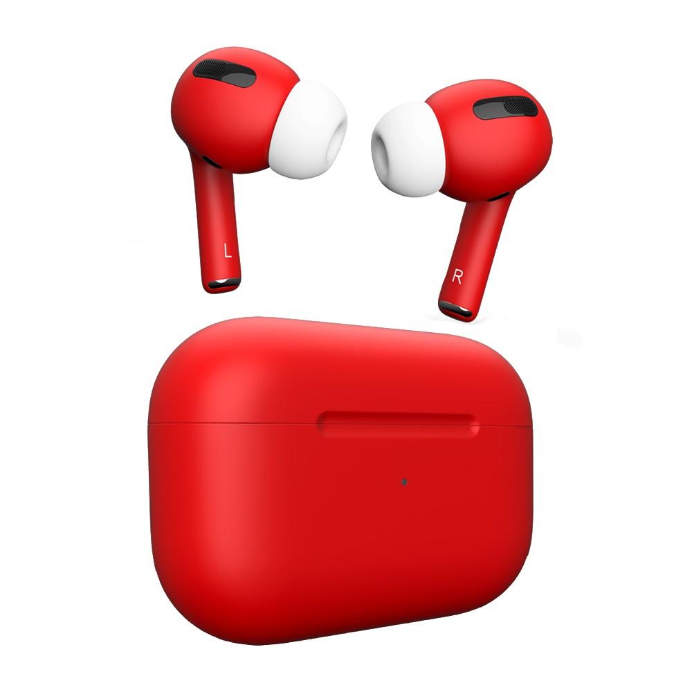 Беспроводная гарнитура Apple AirPods Pro (Matte Red)