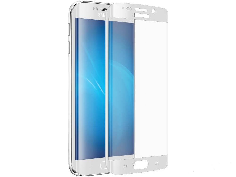 Защитное стекло AIWO Full Screen 9H 0.33 mm для Samsung Galaxy S7 (SM-G930) цветное белая рамкадля Samsung<br>Защитное стекло AIWO Full Screen 9H 0.33 mm для Samsung Galaxy S7 (SM-G930) цветное белая рамка<br>