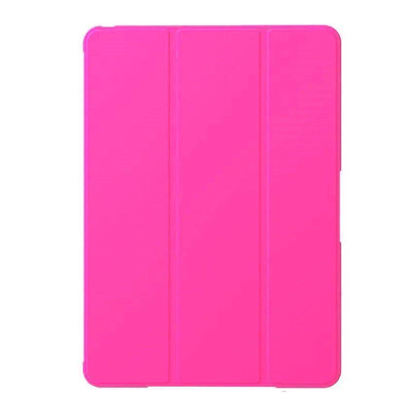 Чехол-книжка Smart Case для Apple iPad mini 4 (искусственная кожа с подставкой) розовыйдля Apple iPad mini 4<br>Чехол-книжка Smart Case для Apple iPad mini 4 (искусственная кожа с подставкой) розовый<br>