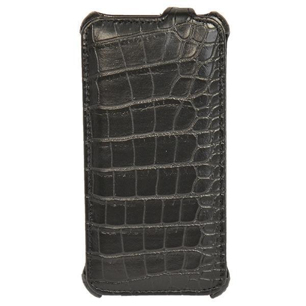 Чехол-книжка Armor Case для HTC One M7 искусственная кожа кокодил черныйдля HTC<br>Чехол-книжка Armor Case для HTC One M7 искусственная кожа кокодил черный<br>