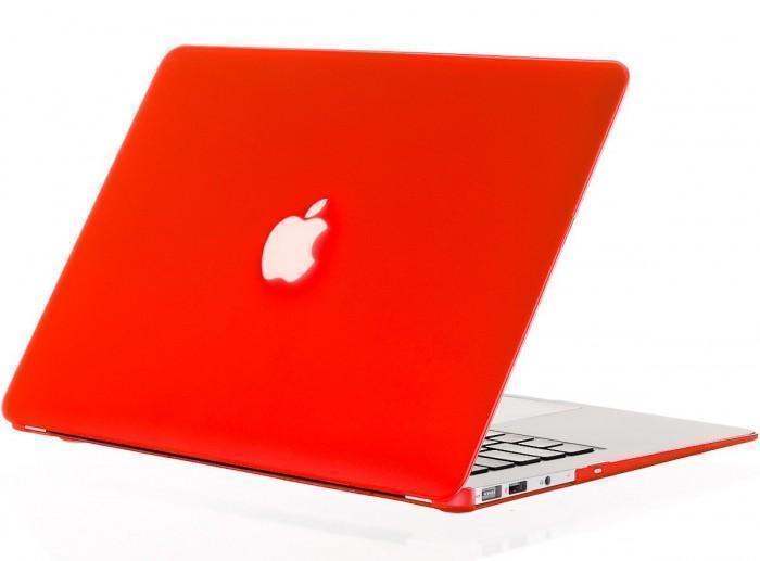 Чехол для Macbook Air 13 (красный)для Apple MacBook Air 13<br>Чехол для Macbook Air 13 (красный)<br>
