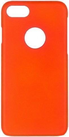 Чехол-накладка iCover Rubber для Apple iPhone 7/8 пластиковый матовый оранжевый (IP7-RF-OR)для iPhone 7/8<br>Чехол-накладка iCover Rubber для Apple iPhone 7/8 пластиковый матовый оранжевый (IP7-RF-OR)<br>