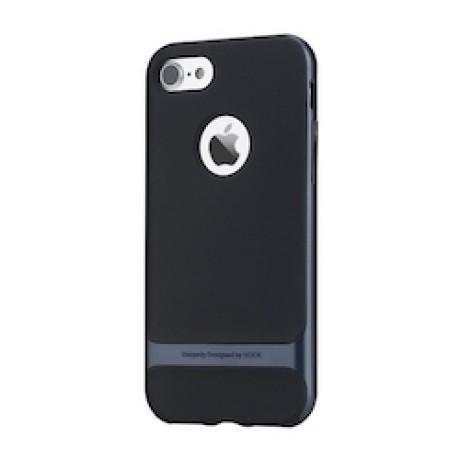 Купить Чехол-накладка Rock Royce Series для Apple iPhone 7/8 пластик/силикон Navi Blue