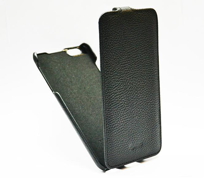 Чехол-книжка Sipo V-series для Apple iPhone 6/6S натуральная кожа черныйдля iPhone 6/6S<br>Чехол-книжка Sipo V-series для Apple iPhone 6/6S натуральная кожа черный<br>