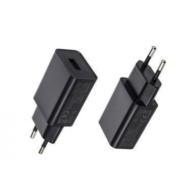 Зарядное устройство Xiaomi Mi Adaptor USB, 5W/2.0A черный (CYSK10-050200-E) (Тех. упаковка)Сетевые зарядные устройства для смартфонов/планшетов<br>Зарядное устройство Xiaomi Mi Adaptor USB, 5W/2.0A черный (CYSK10-050200-E) (Тех. упаковка)<br>