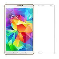 Защитное стекло Glass PRO для Samsung Galaxy Tab S 8.4 (SM-T700 / SM-T705) прозрачное антибликовоедля Samsung<br>Защитное стекло Glass PRO для Samsung Galaxy Tab S 8.4 (SM-T700 / SM-T705) прозрачное антибликовое<br>