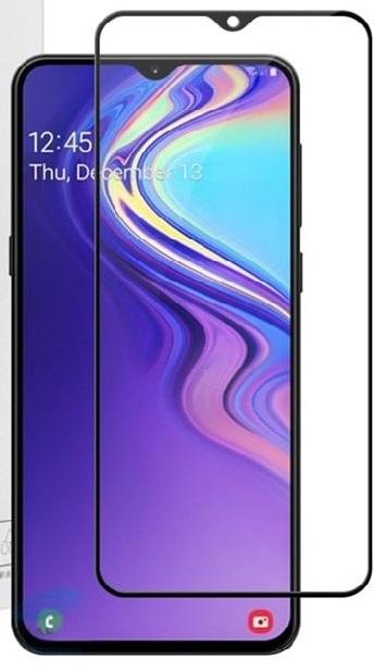 Купить Защитное стекло Glass PRO (Full) Screen для Samsung Galaxy A20e (2019) цветное (черная рамка)