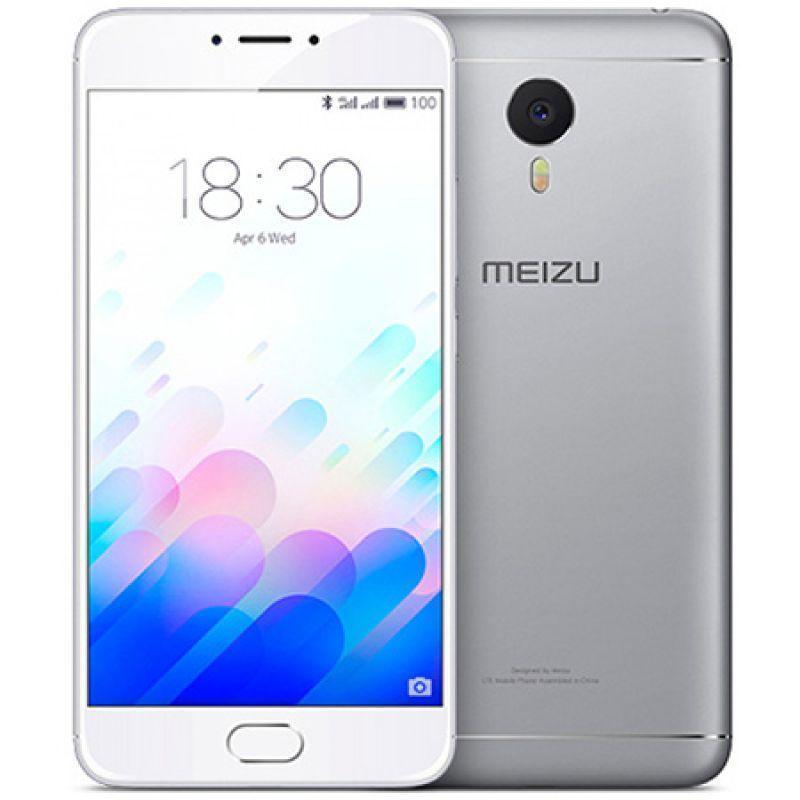Meizu M5s 16Gb SilverMeizu<br>Meizu M5s 16Gb Silver<br>
