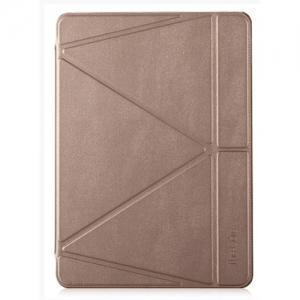 Чехол-книжка The Core Smart Case для Apple iPad Air 2 (силикон полиуретан с подставкой) золотой