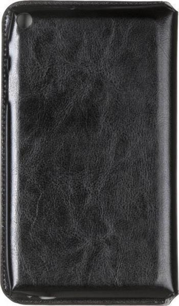 Чехол-книжка G-Case для Huawei MediaPad T1 7 (натуральная кожа с подставкой) чёрныйдля Huawei<br>Чехол-книжка G-Case для Huawei MediaPad T1 7 (натуральная кожа с подставкой) чёрный<br>