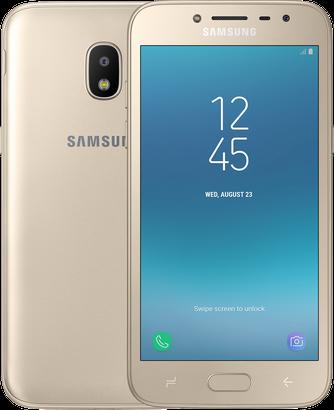 Samsung Galaxy J2 (2018) (SM-J250F/DS) Gold (SM-J250FZDDSER)