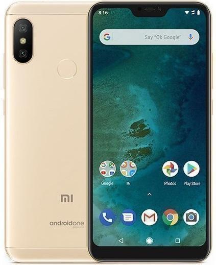 Xiaomi Mi A2 4/32Gb EU (Gold)