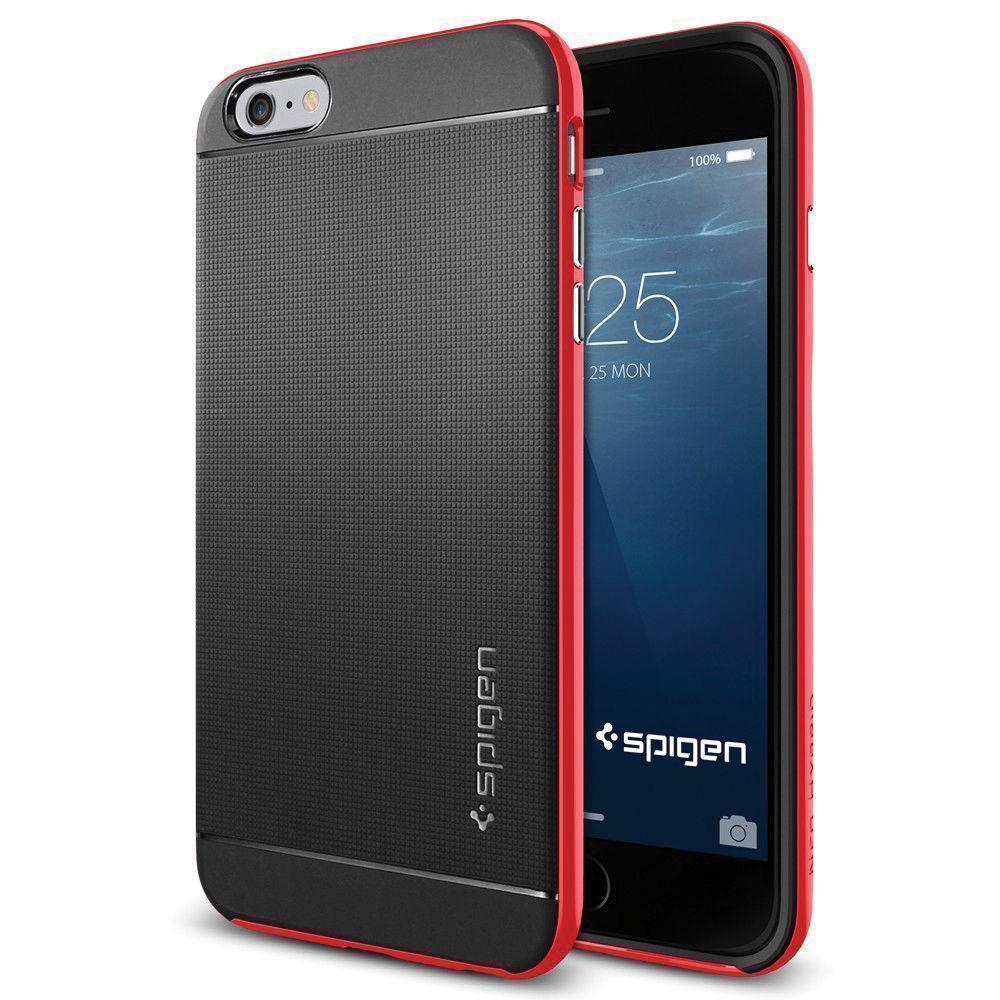 Чехол-накладка Spigen Neo Hybrid для Apple iPhone 6 Plus/6S Plus (SGP11065) Dante Red фото