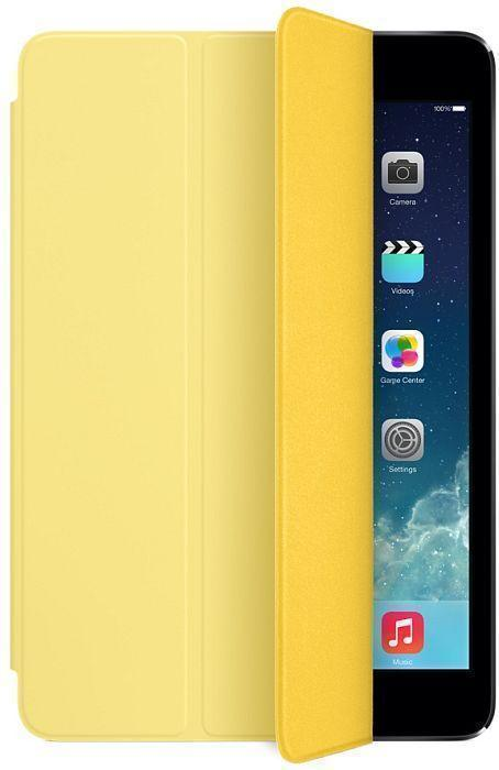 Чехол-книжка Smart Case для Apple iPad (2017) (искусственная кожа с подставкой) желтыйдля Apple iPad (2017)<br>Чехол-книжка Smart Case для Apple iPad (2017) (искусственная кожа с подставкой) желтый<br>