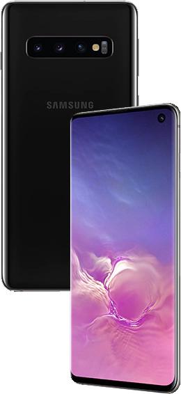 Samsung Galaxy S10 8/128Gb (SM-G973F/DS) Prism Black