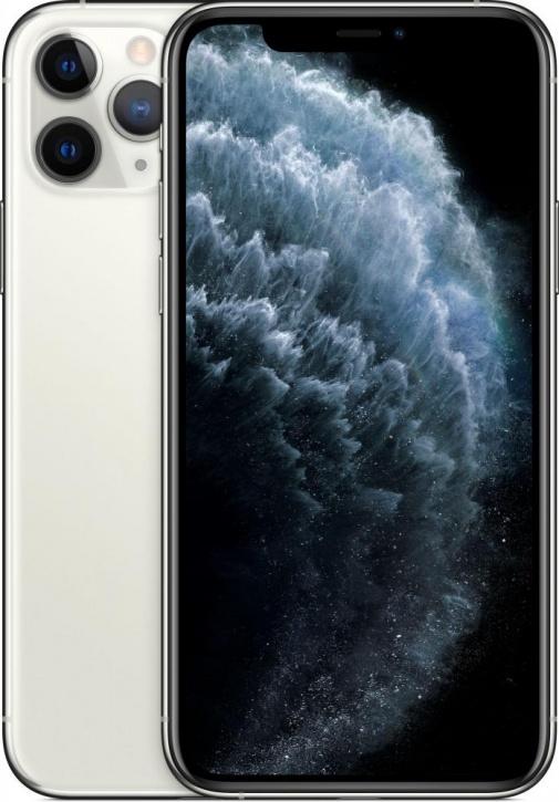 Apple iPhone 11 Pro Max 256Gb (Silver) (2 sim)