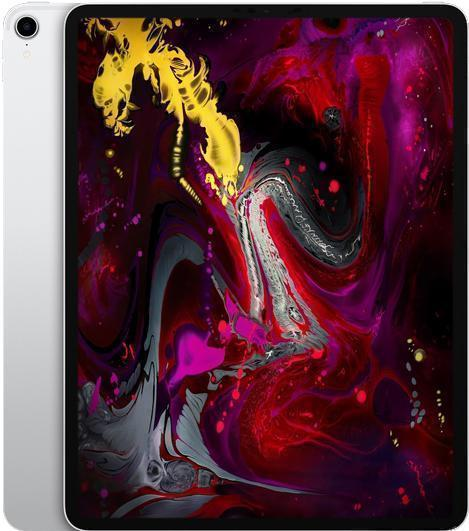 Купить со скидкой Apple iPad Pro 12.9 (2018) 256Gb Wi-Fi Silver